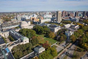 Ariel MIT Campus
