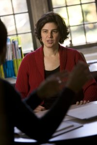 Professor Rachel Kranton